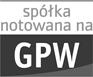 Spółka notowana na GPW